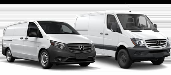 2019 Mercedes-Benz Metris and Sprinter Vans