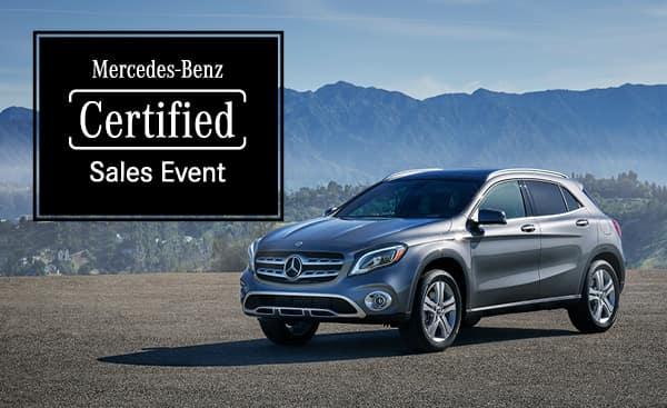 Pre-Owned Mercedes-Benz Models
