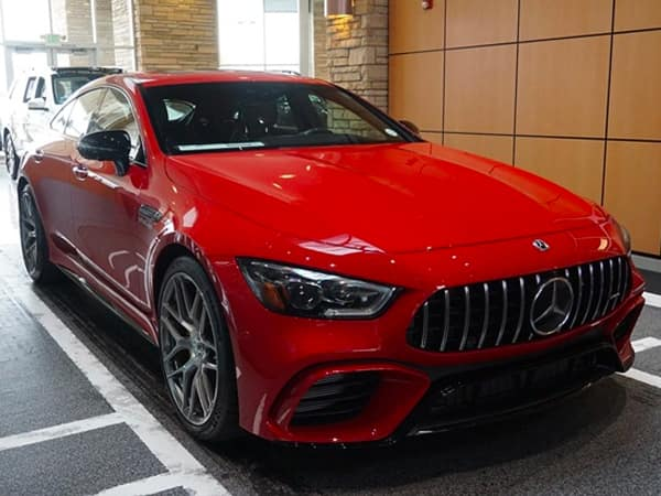 2019 Mercedes-Benz AMG® GT 63 4MATIC®