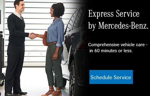 Express Service by Mercedes-Benz