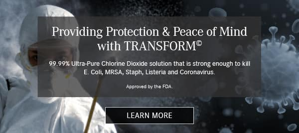 Providing Protection & Peace of Mind with TRANSFORM©