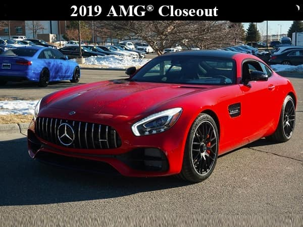 2019 Mercedes-Benz AMG® GT S