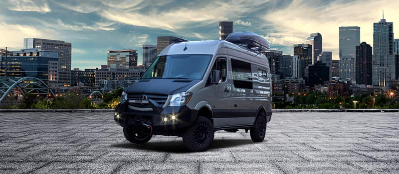 2021 Sprinter 4x4 Cargo Van