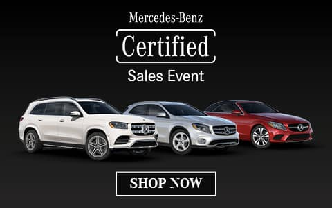 Mercedes-Benz Certified Sales Event
