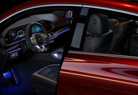 2021 Mercedes-Benz GLE 53 - Safety