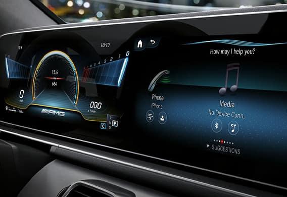 2021 Mercedes-Benz GLE 53 - Technology
