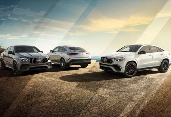 2021 Mercedes-Benz GLE 53 - Trim Levels