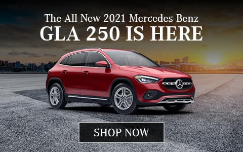 The All-New 2021 Mercedes-Benz GLA 250 Is Here
