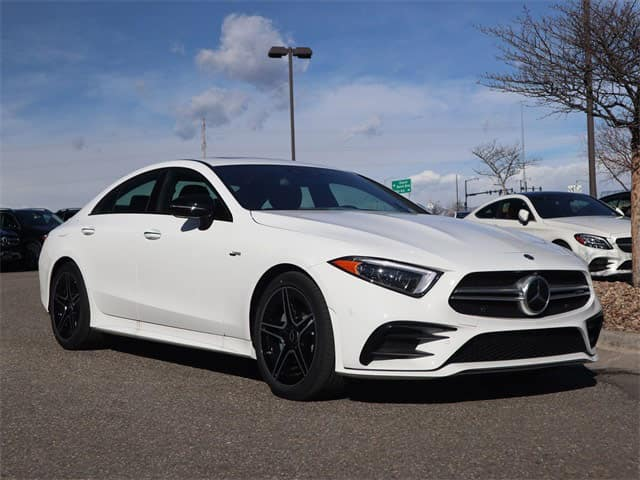New 2020 Mercedes-Benz AMG® CLS 53 Coupe