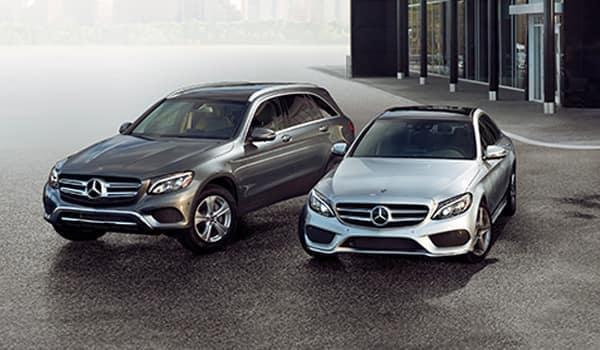 Mercedes-Benz - Lease Center