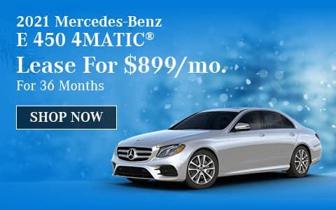 2020 Mercedes-Benz E 450 4MATIC®