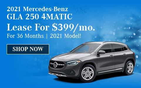2021 Mercedes-Benz GLA 250 4MATIC