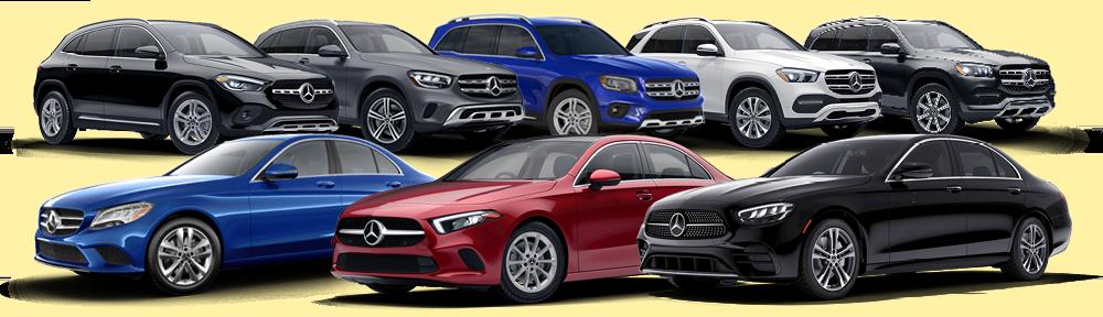 2021 Mercedes-Benz Line-Up
