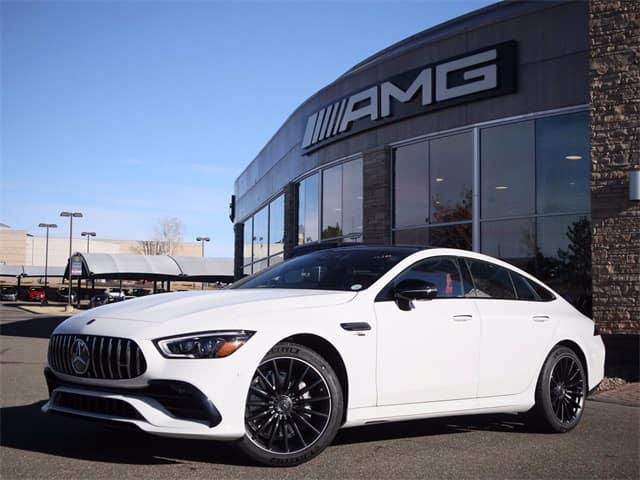 New 2021 Mercedes-Benz AMG® GT 43
