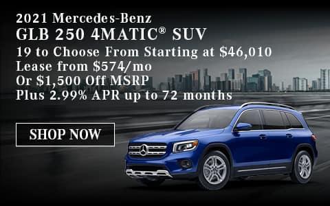 2020 Mercedes-Benz GLB 250 4MATIC