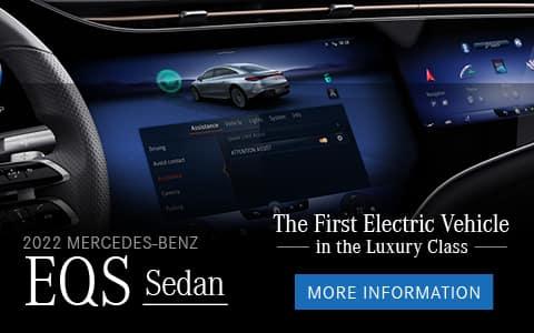 2022 Mercedes-Benz EQS Sedan