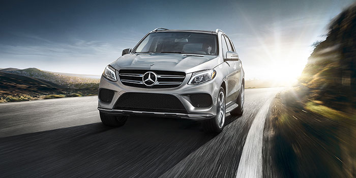 2017 GLE 350 4MATIC® SUV