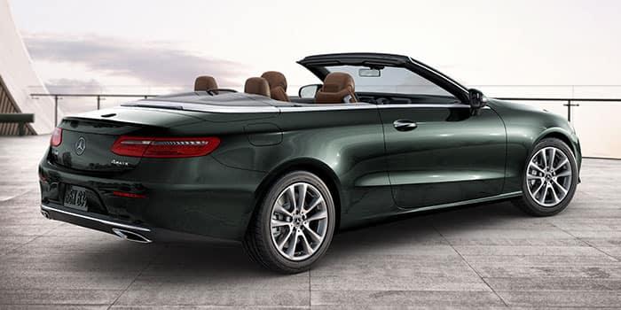 2018 E 400 4MATIC® Cabriolet