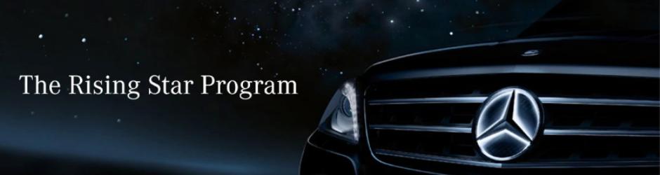 Mercedes-Benz Rising Star Program