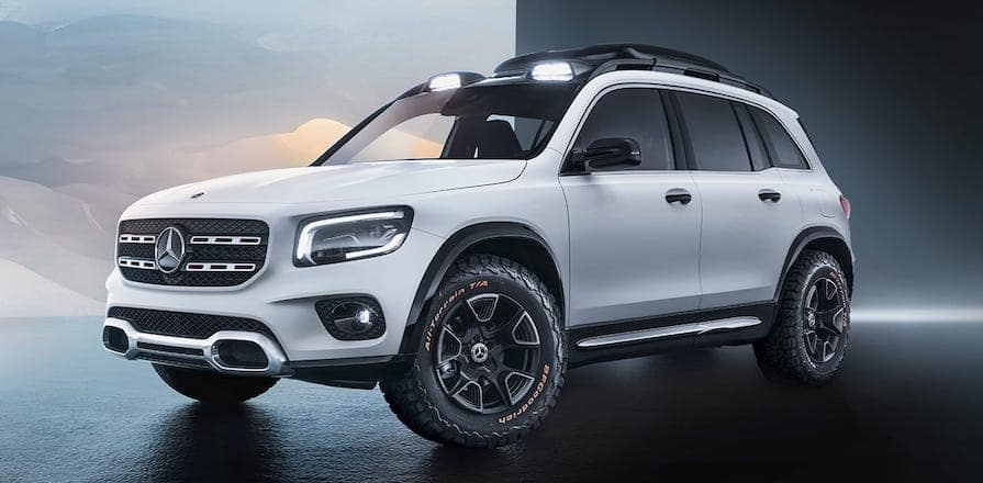 2020 Mercedes-Benz GLB for sale near Princeton