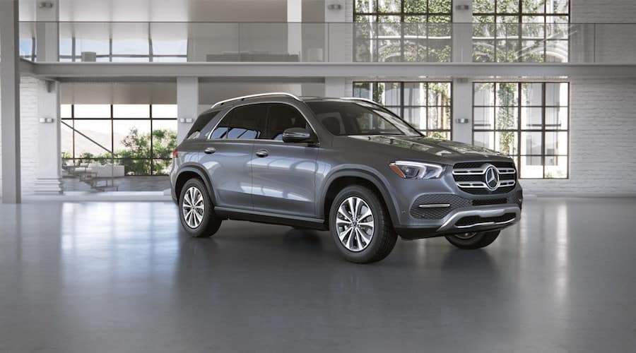 2020 Mercedes-Benz GLE in Selenite Grey metallic