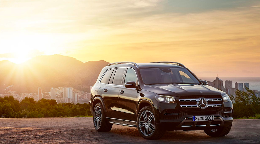 First Look: 2020 Mercedes-Benz GLS