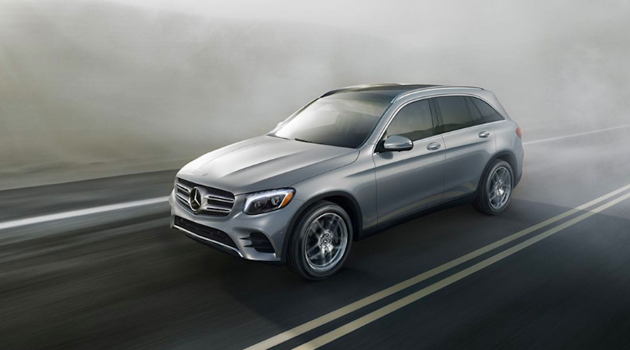 2019 GLA vs. 2019 GLC SUV