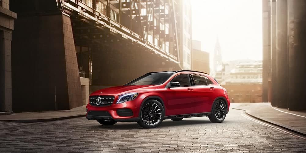2020 Mercedes-Benz GLA near Princeton