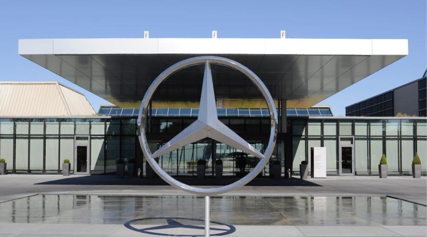 Mercedes-Benz European Delivery Program