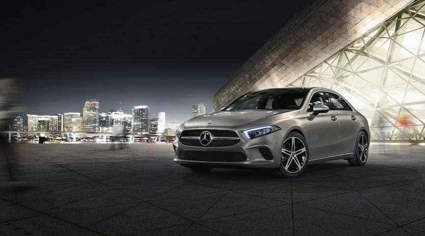 2020 Mercedes-Benz A-Class near Princeton