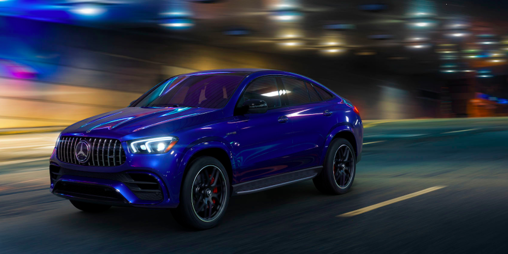 2021 Mercedes-Benz GLE 53 Coupe