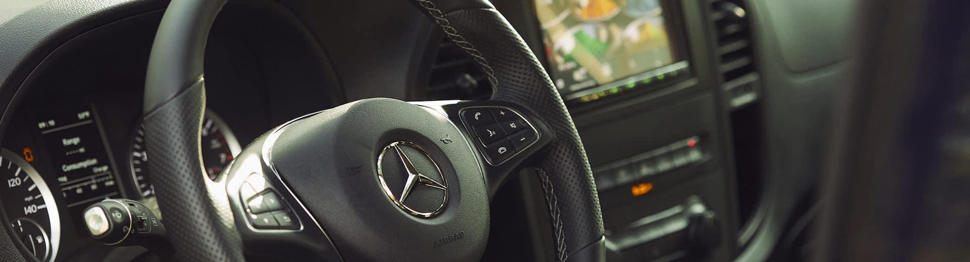 Sprinter Van Steering Wheel