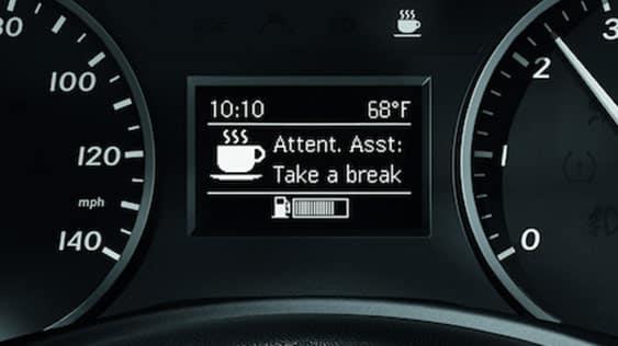 Metris Fatigue Dashboard Warning