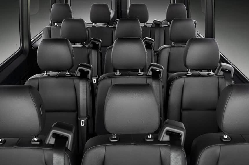 sprinter interior seating