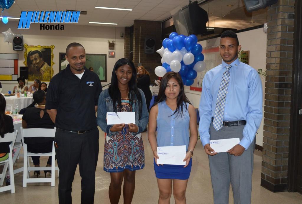 Scholarship Winners 2014 - 1