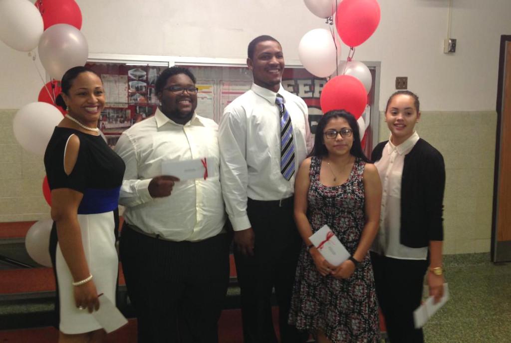Scholarship Winners 2014 - 3