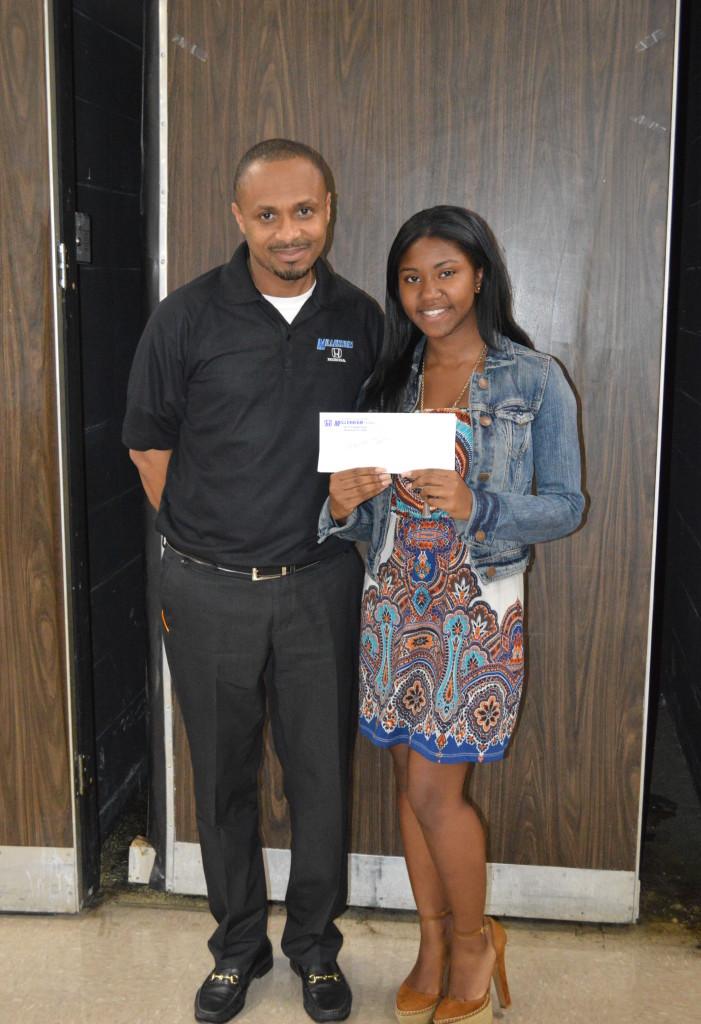 Scholarship Winners 2014 - 9