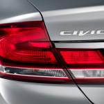 Civic Rear