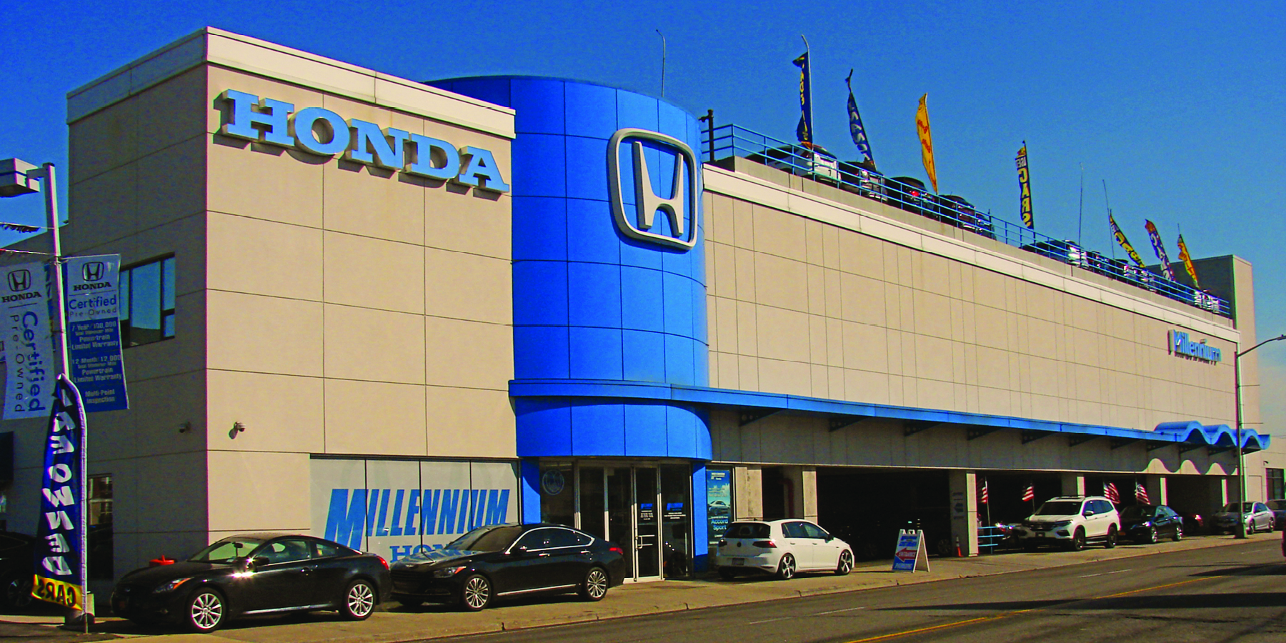 new york honda dealer
