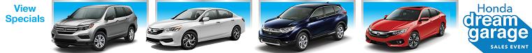 Honda Lease Grage Sales Event