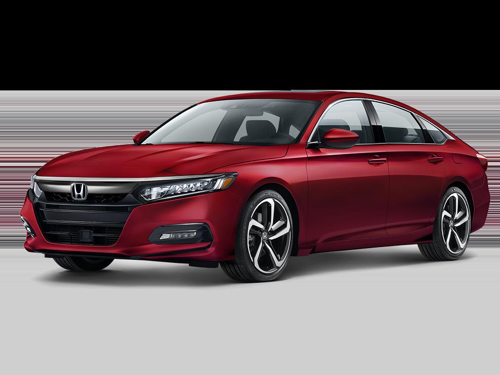 2018 Honda Accord LX Sedan CVT