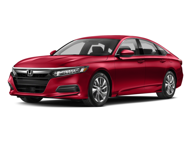 2018 Honda Accord LX Sedan CVT