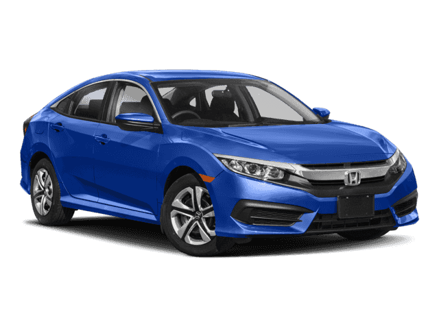 2018 Honda Civic Sedan LX Man