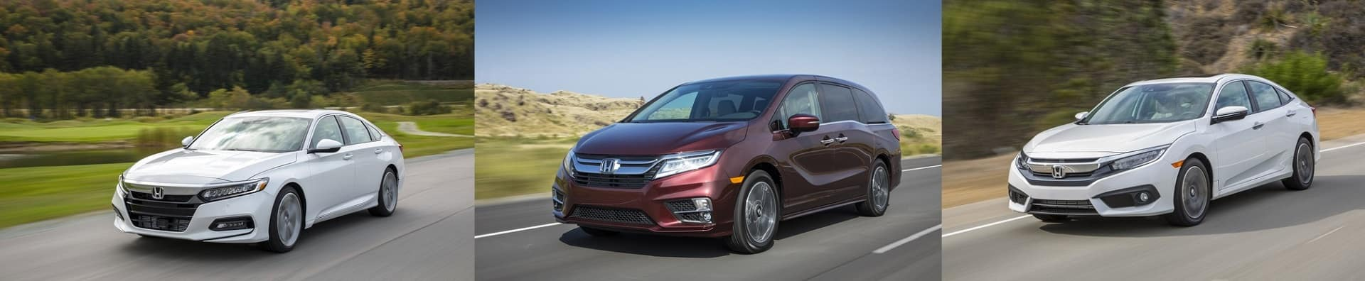 The 2018 Honda Civic Was Named Best Small Car Accord Family Sedan And Odyssey