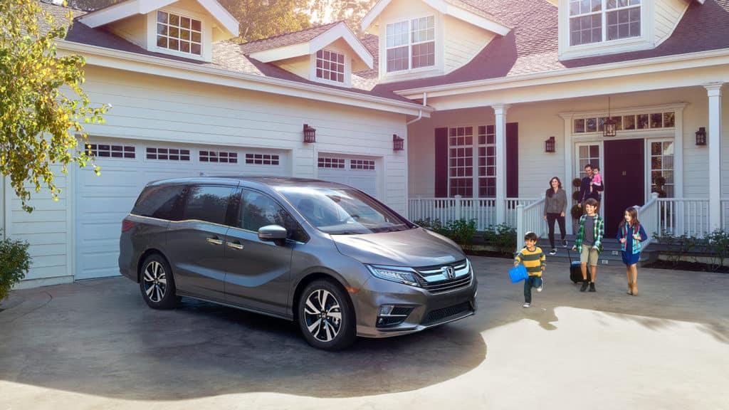 Long Island Honda Odyssey