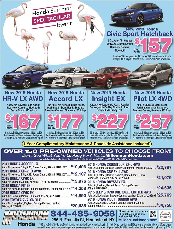 ny honda dealer newspaper offers long island car dealership queens