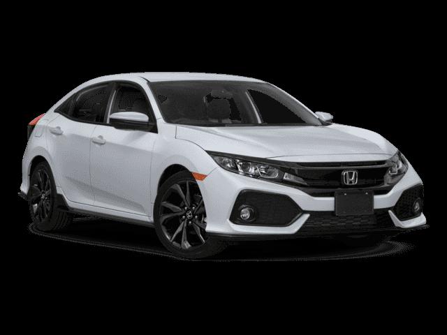 2018 Honda Civic Hatch Sport Automatic