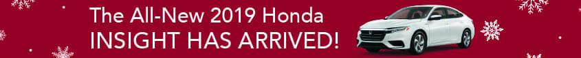 New 2019 Honda