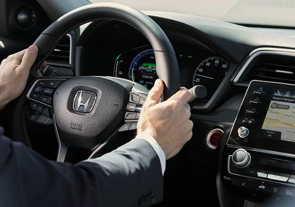 Honda Insight Driver