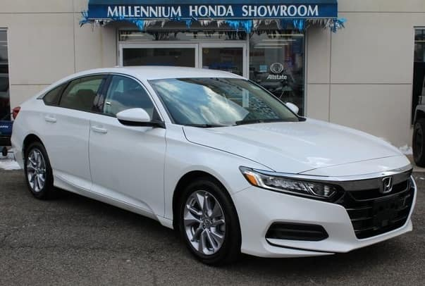 2019 Honda Accord LX Sedan CVT